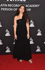 Alessia Cara At Latin Recording Academy Person of the Year Gala in Las Vegas