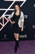 Alexis Knapp At Premiere of Columbia Pictures