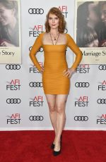 """Alicia Witt At """"Marriage Story"""" screening at AFI FEST 2019 in Hollywood"""
