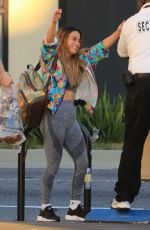 Ally Brooke Arrives at a Dance Studio in Los Angeles