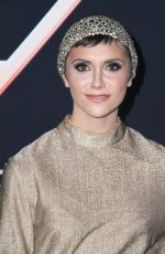 Alyson Stoner At Premiere of Columbia Pictures