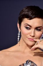 Alyson Stoner Attends the 2019 American Music Awards at Microsoft Theater