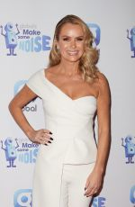 Amanda Holden At Global's Make Some Noise Night in London