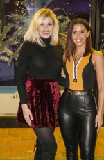 Amy Hart Attends the launch party for Gabby Allen