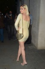 Amy Hart Attends the Lipstick and Champagne Party at STK in London