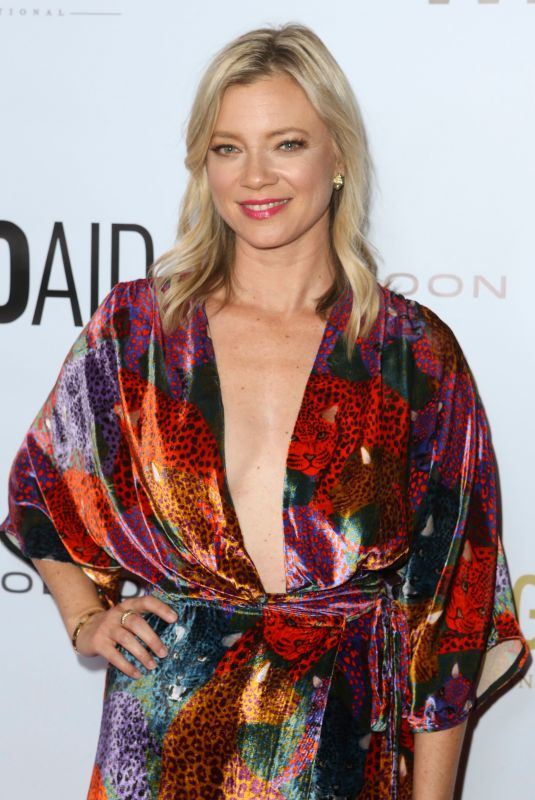 Amy Smart At 2019 WildAid Gala in Beverly Hills