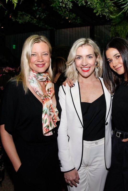 Amy Smart At a celebration of impact and creativity at Ardor at The West Hollywood EDITION in West Hollywood