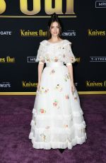 Ana de Armas At Knives Out Premiere in Westwood