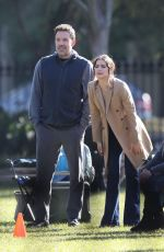 Ana De Armas On the set of Deep Water in New Orleans