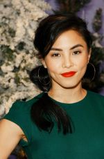 """Anna Akana Attend a photocall for """"Let It Snow"""" at the Four Seasons Hotel in Los Angeles"""