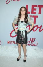 Anna Cathcart At Netflix