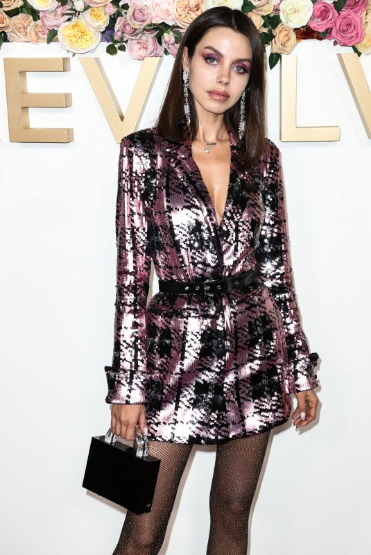 Annabelle Fleur Arrives at the 3rd Annual #REVOLVEawards 2019 held at Goya Studios, Los Angeles