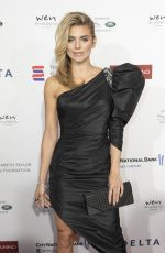 AnnaLynne McCord Walks the red carpet at the reception benefiting The Elizabeth Taylor Aids Foundatio, Los Angeles
