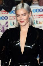 Anne Marie On the red carpet at The Daily Mirror Pride of Britain Awards, in partnership with TSB, London