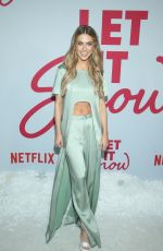 "Anne Winters At Netflix ""Let It Snow"" Los Angeles premiere"
