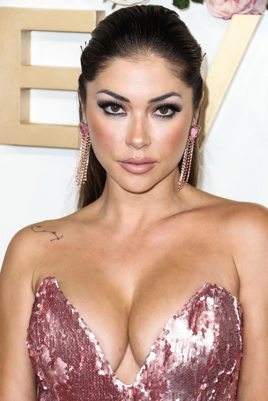 Arianny Celeste At 3rd Annual #REVOLVEawards 2019 held at Goya Studios