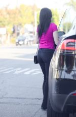 Ariel Winter Out in LA