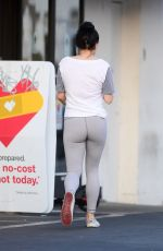 Ariel Winter Shopping at CVS in Los Angeles