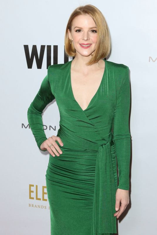Ashley Bell At WildAid Gala, Arrivals, Beverly Wilshire, Los Angeles