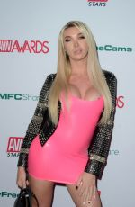 Aubrey Kate At Adult Video News Awards Nominations Announcement Part 3, Avalon, Hollywood