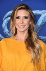 Audrina Patridge Attends the premiere of Disney