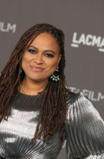 Ava DuVernay At LACMA Art and Film Gala, Arrivals, Los Angeles