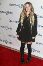 Avril Lavigne At Operation Smile hosts Hollywood Fight Night in LA