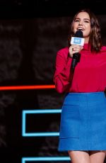 Bailee Madison At We Day in Vancouver