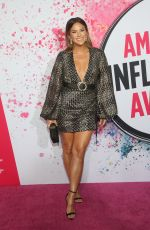 Becca Tilley At American Influencer Awards, Arrivals, Dolby Theatre, Los Angeles