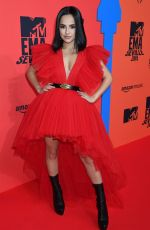 Becky G At MTV Europe Music Awards in Seville, Spain