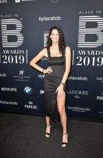 Betty Taube At Place 2 Be Influencer Award 2019 Berlin