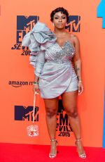 Boitumelo Thulo At 26th MTV European Music Awards in Seville, Spain