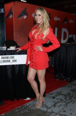 Brandi Love At Exxxotica Expo 2019 at the Edison Hotel and Convention/Expo Center in New Jersey