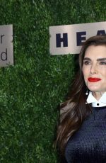 Brooke Shields At Lincoln Center Corporate Fashion Gala honoring Leonard A. Lauder in New York City