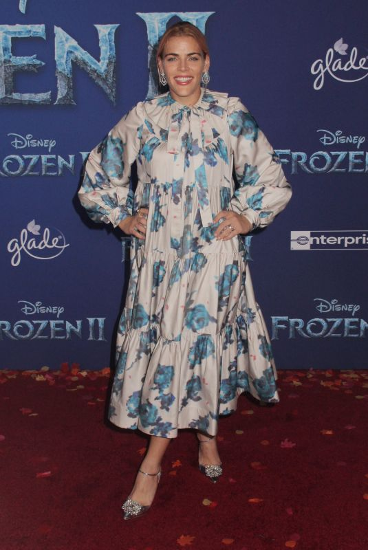 Busy Philipps At World Premiere of