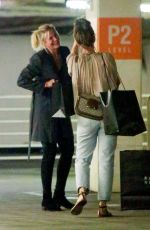 Cameron Diaz Did not waste time and headed to Barneys New York store