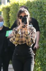 Camila Cabello At FaceTimes Shawn Mendes in West Hollywood