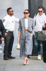 Camila Morrone Arriving at
