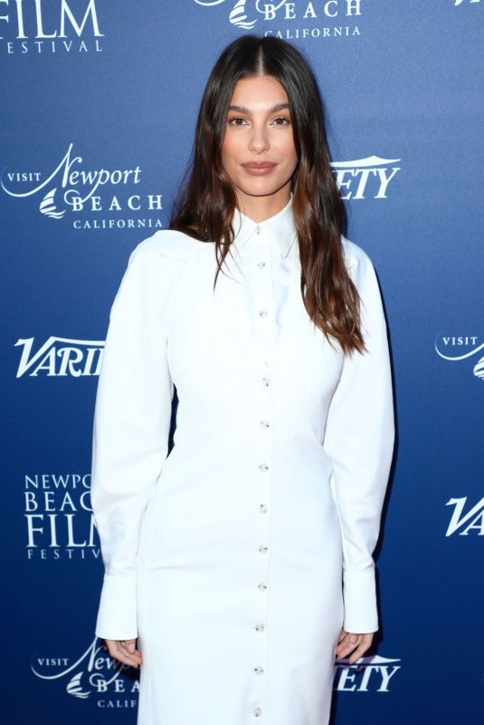 Camila Morrone At Newport Beach Film Festival Fall Honors And Variety