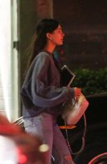 Camila Morrone Out for a quick run in Hollywood
