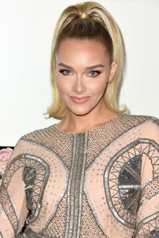 Camille Kostek At 3rd Annual Revolve Awards in Hollywood