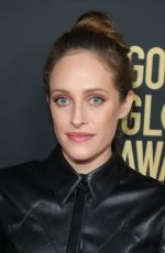 Carly Chaikin At Hollywood Foreign Press Association