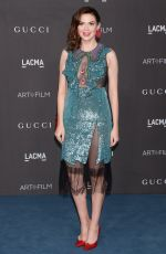 Carly Steel At LACMA Art and Film Gala, Arrivals, Los Angeles