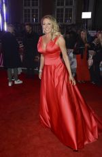 Carol Vorderman At Pride Of Britain Awards in London