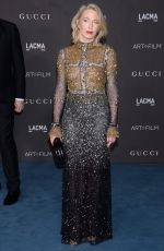 Carrie Coon At LACMA Art and Film Gala, Arrivals, Los Angeles