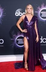 Carrie Underwood At 2019 American Music Awards in LA