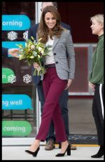 Catherine, Duchess of Cambridge Attends Shout
