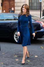 Catherine, Duchess of Cambridge Attends the launch of the National Emergencies Trust in London