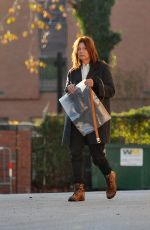Catherine Keener & Rosanna Arquette are Spotted After Being Released From Jail in Washington