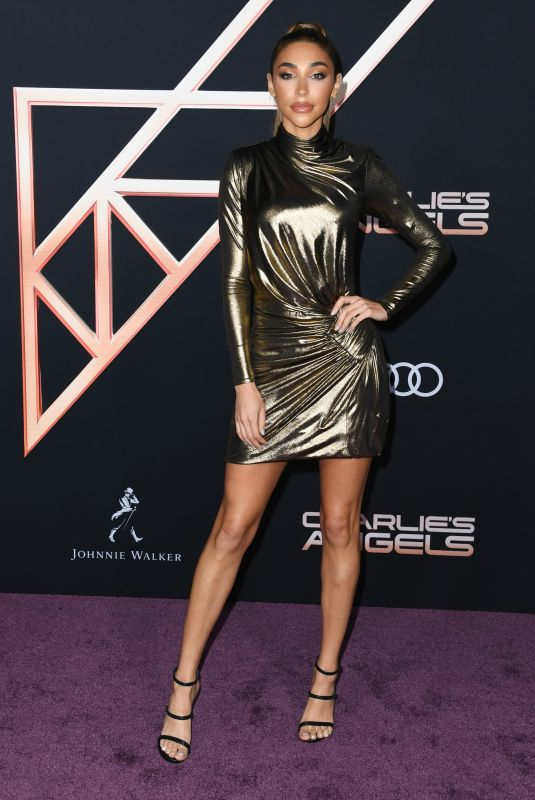 Chantel Jeffries At Premiere of Columbia Pictures